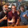 Thumbnail image for Drinks with my Tres Amigos – Sergio, Iñaki and Xabier
