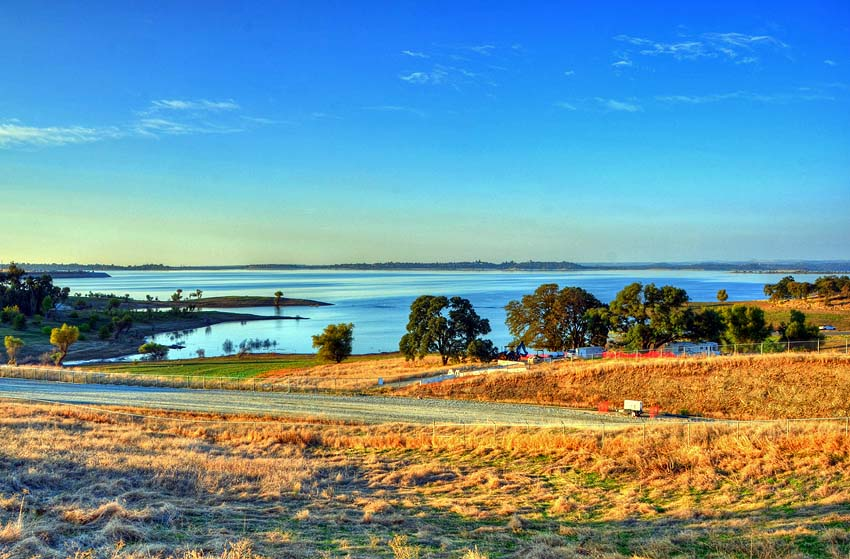 Post image for Folsom Lake (yeah the infamous prison is a hop away)