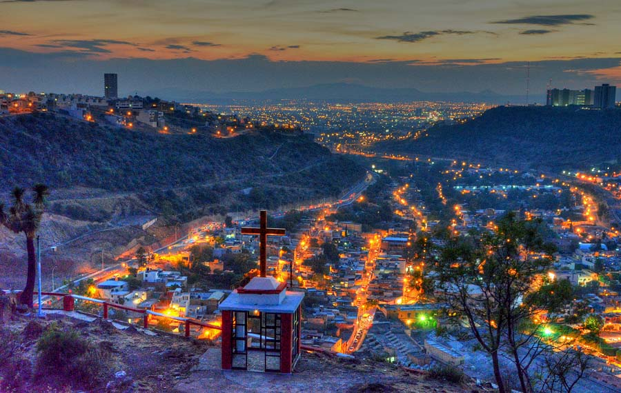 Post image for Milenio Tres – View Near My Home in the Hills of Santiago de Querétaro