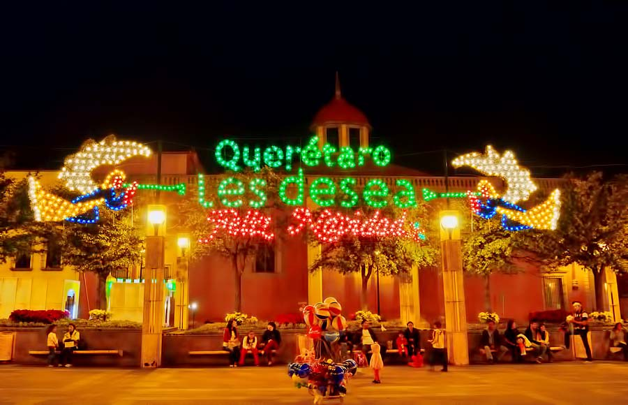 Post image for Christmas Eve in Querétaro
