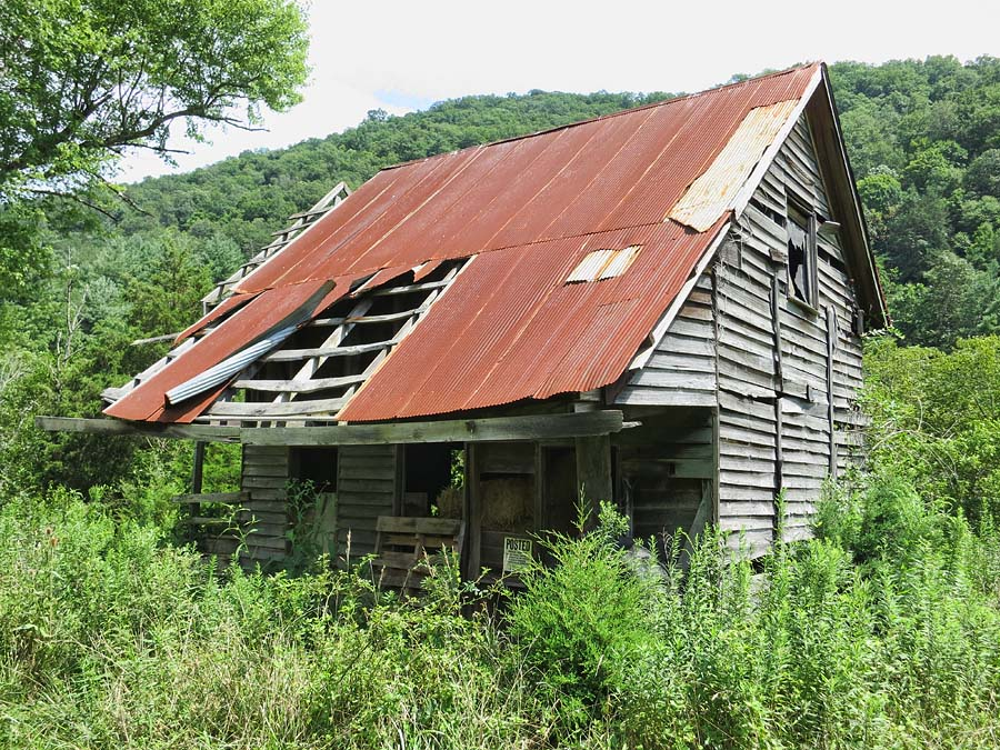 Post image for The Long Space between the Life and Death of a Building in Appalachia