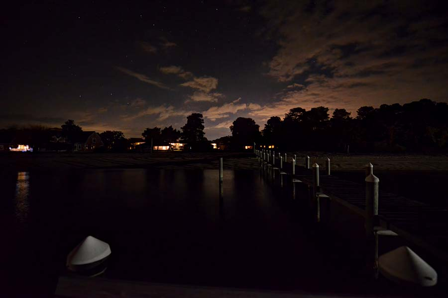 Post image for An Autumn Night on Potomac Beach