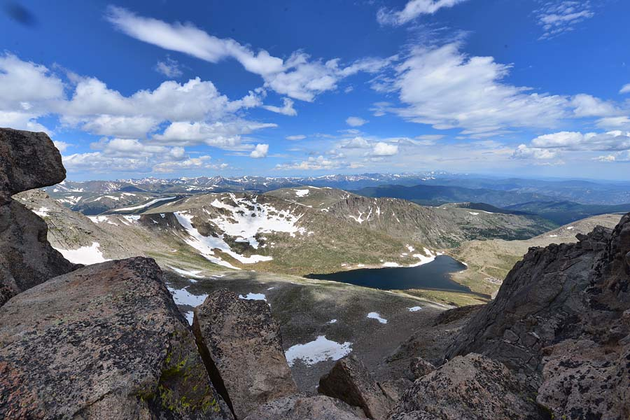 Post image for Hanging Out on the 4th at 14,265 Feet