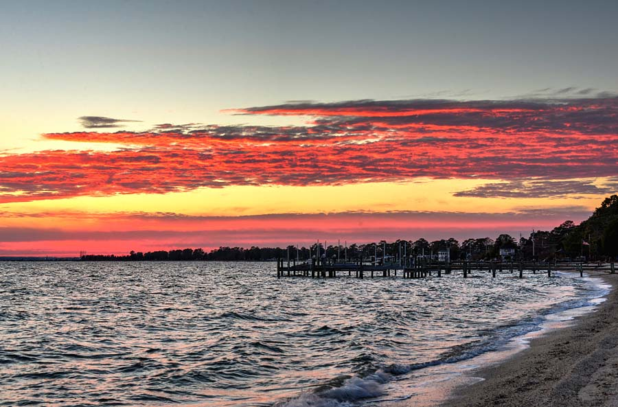 Post image for A Peaceful and Productive Week in Piney Point