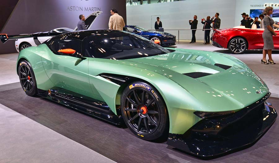 Post image for The 2015 New York City Auto Show