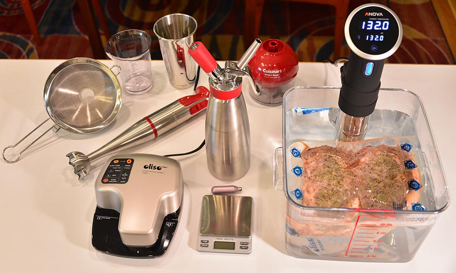 Post image for Sous Vide – Not your Mother's Kitchen!