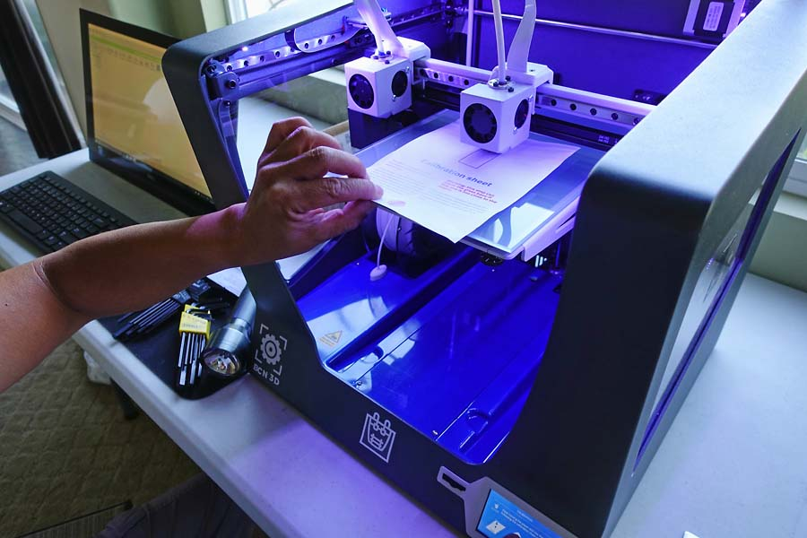 Post image for Back to Basics – Calibrating the BCN 3D Printer & Basic R&D on the VARTM Process