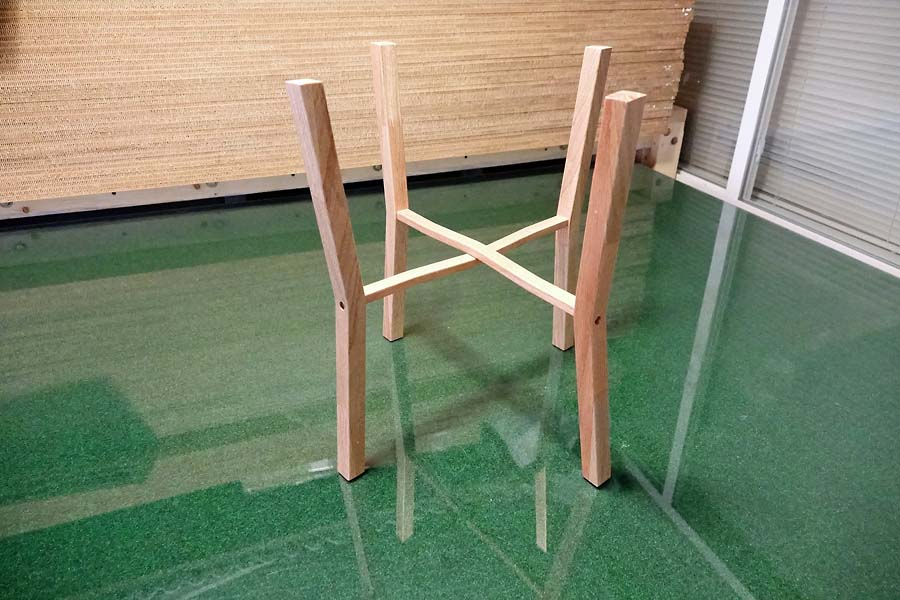 Post image for Simplicity One Chair Legs – too Whimpy