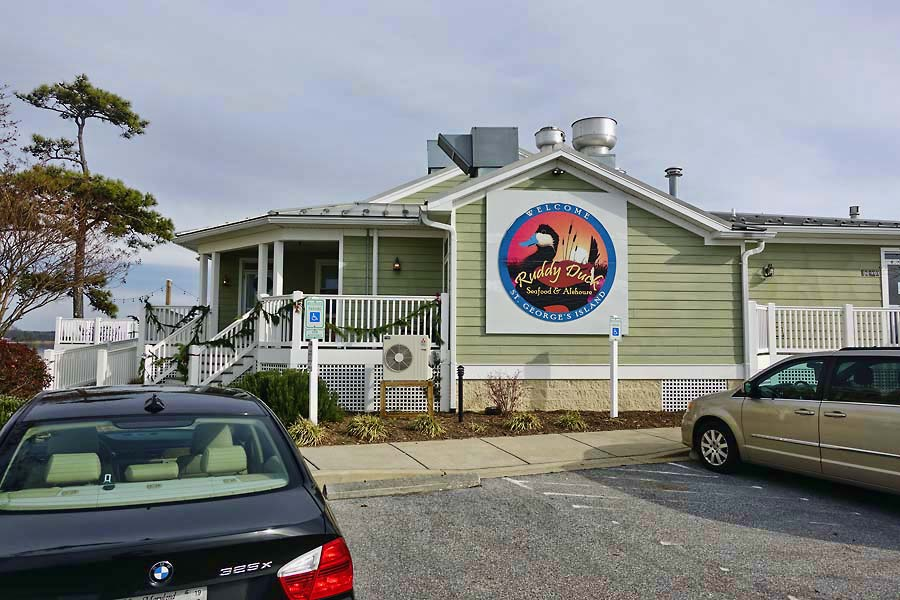 Post image for Sunday Brunch at the Ruddy Duck