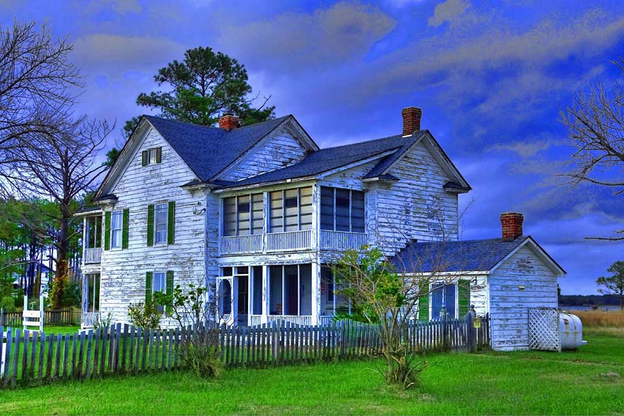 Post image for St. George Island Homestead Restored
