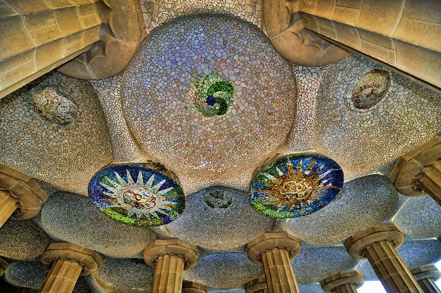 Post image for Park Güell Revisited